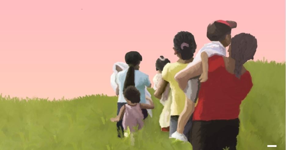 Mujeres migracion